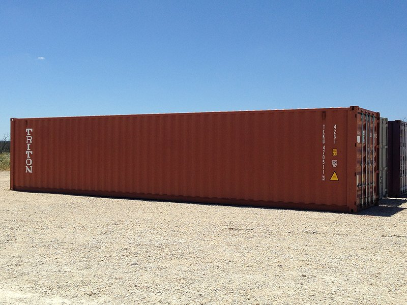 40 ft. Rental Container