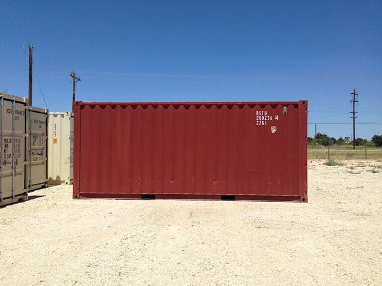 20-Foot. Rental Container