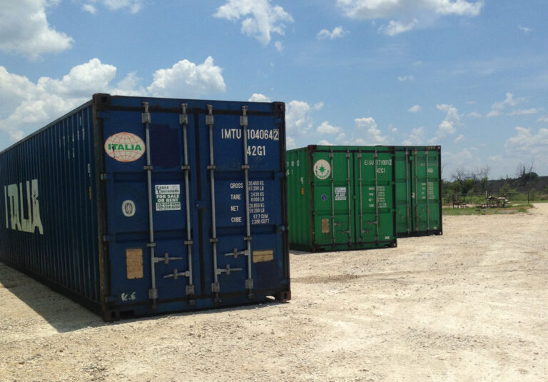40-Foot, Used, High Cube, Grade A