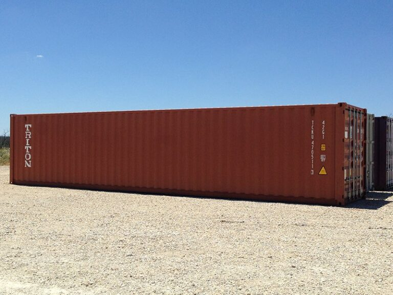 40-Foot. Rental Container