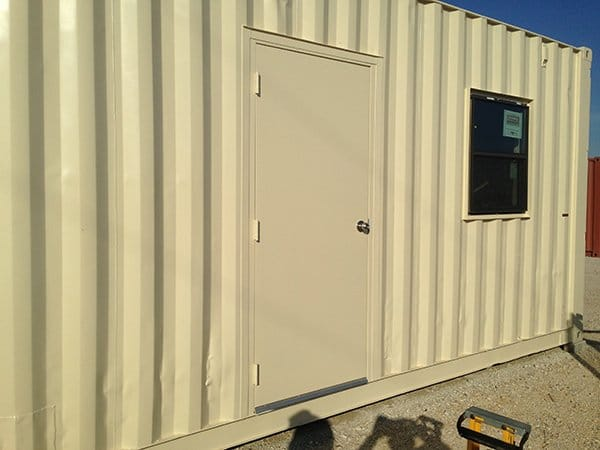 Shipping Container Custom Options